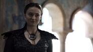 Sansa's new clothes