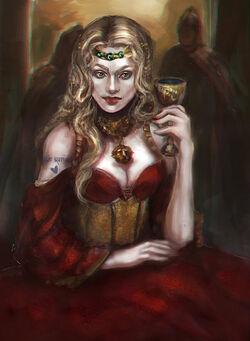 Cersei Lannister © by LeksaArt