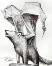 Wolf (CC) by nunt