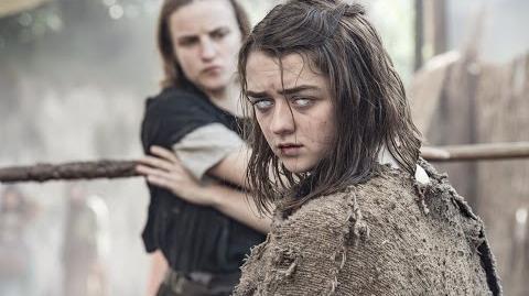 Game of Thrones - Season 6 Clip (Arya's Blind Training)