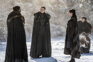 804 Jon Sansa Arya Bran