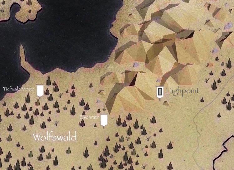 Got Karte Norden.Highpoint Game Of Thrones Wiki Fandom Powered By Wikia