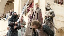109 Eddards Hinrichtung