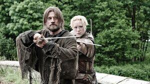 302 Jaime Lennister und Brienne von Tarth