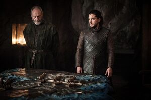 705 Jon und Davos