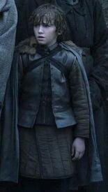 Rickon Stark infobox