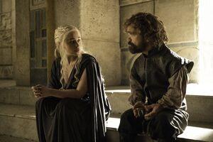 610 Daenerys Tyrion