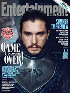 GOT Stark Season 7 EW Covers 01