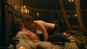 203 Renly Loras in bed