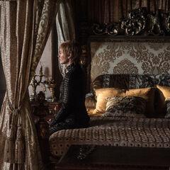 Cersei's chambers.