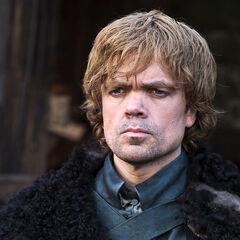 Tyrion w Winterfell.