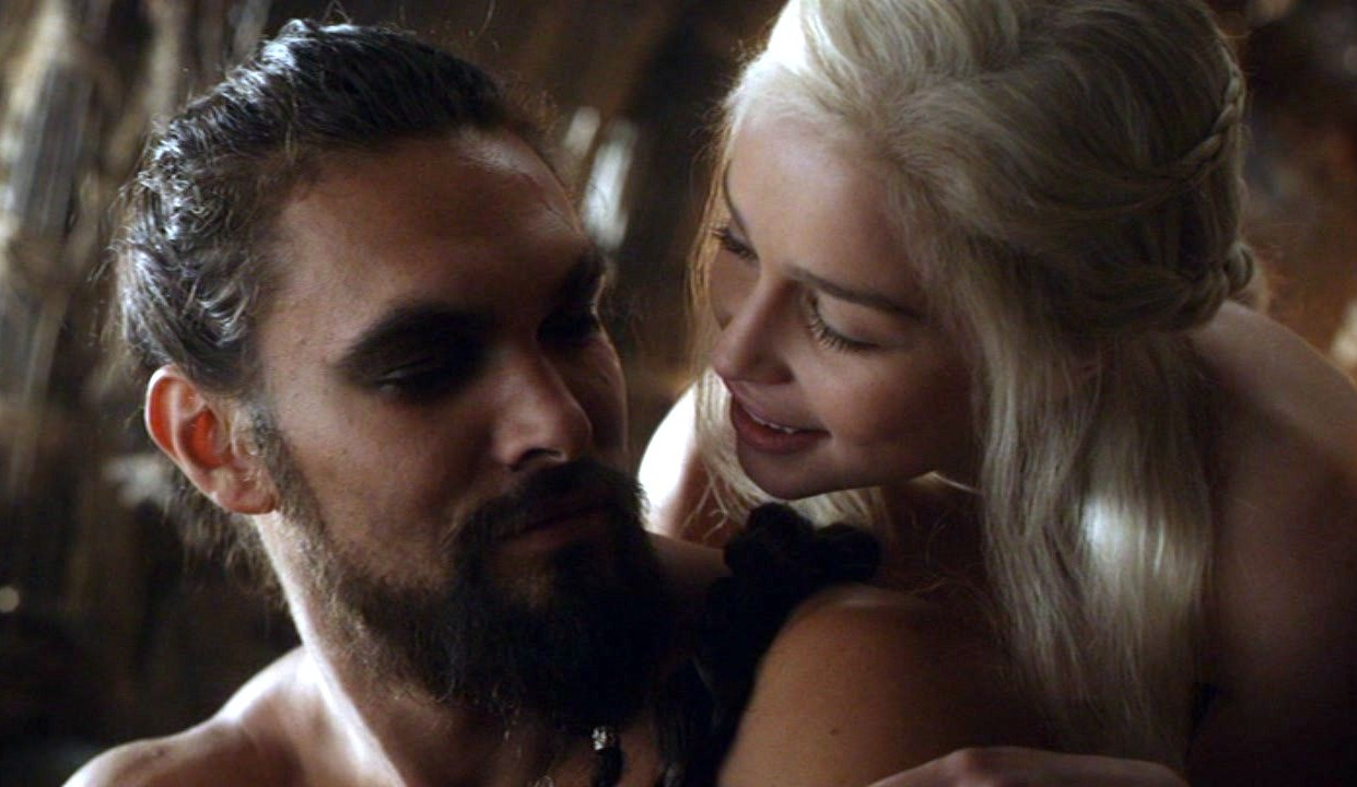 Drogo and Daenerys Targaryen | Game of Thrones Wiki | Fandom