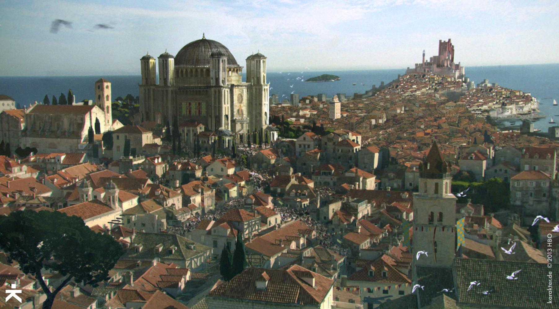 Bild - Königsmund GroßeSepte CA.jpg | Game of Thrones Wiki