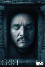 Oberyn-martell hall faces promo