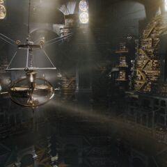 Die Bibliothek der Zitadelle