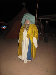 George R.R. Martin Unaired Pilot Cameo Costume
