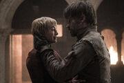 Jaime & Cersei S8 Ep5