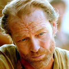 Ser Jorah in season 2.