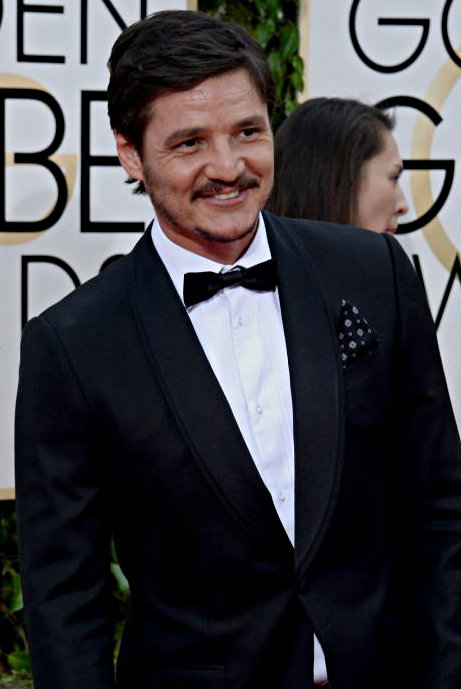 Pedro Pascal actor
