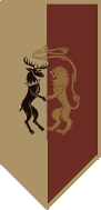 KL Baratheon mini banner