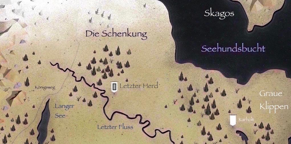 Got Karte Norden.Letzter Herd Game Of Thrones Wiki Fandom Powered By Wikia