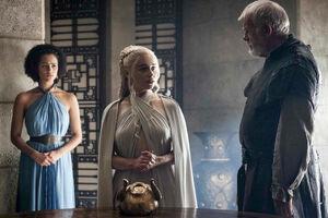 501 Daenerys Barristan Misandei