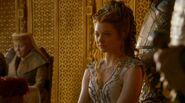 Margaery at Purple Wedding feast