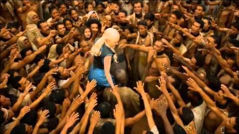 Game of Thrones - Tribute to Daenerys Targaryen