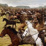 Dothraki archery