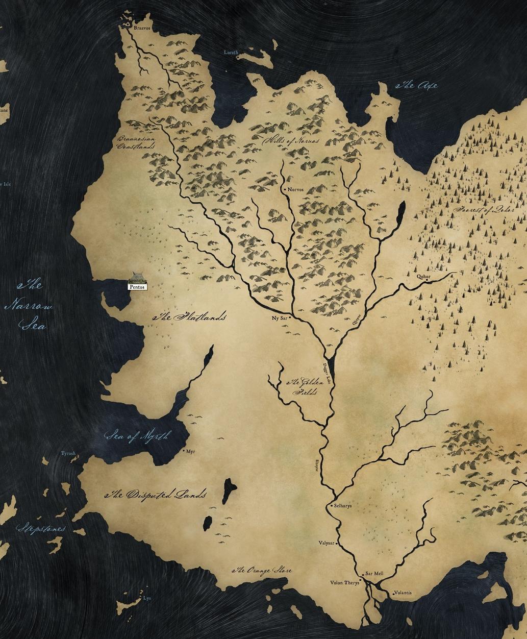 Karte Westeros Essos Deutsch.Essos Game Of Thrones Wiki Fandom Powered By Wikia