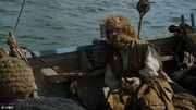 Jorah kidnaps Tyrion sons of the harpy