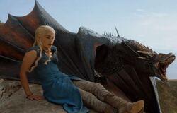 401 Drogon Daenerys