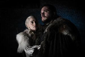 802 Jon Daenerys