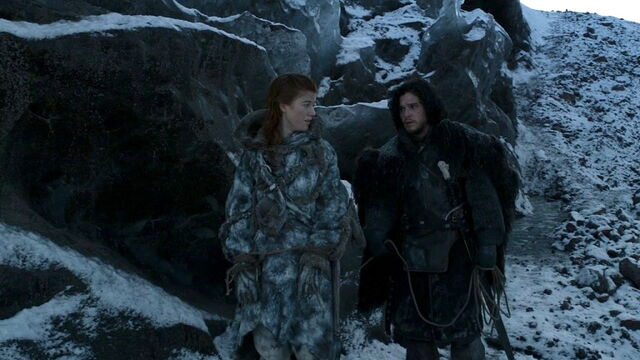 File:Jon and Ygritte.jpg