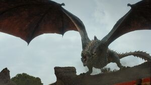 Drogon season finale 7