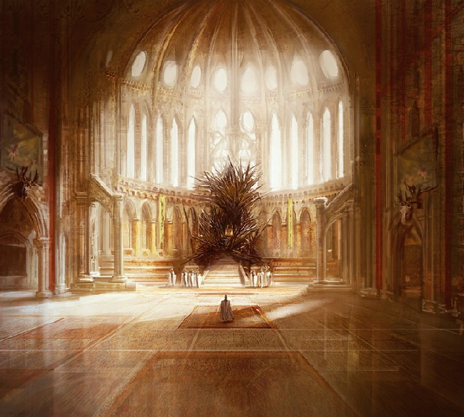 Image result for the iron throne asoiaf
