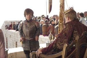 201 Tyrion Joffrey