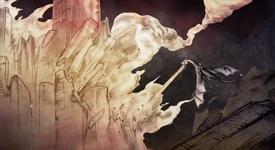 Burning of Harrenhal closeup