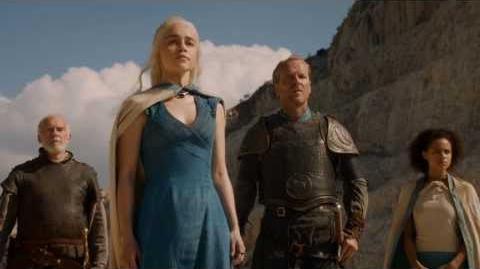 Game of Thrones Season 4 Trailer 1 Announce Tease (HBO)