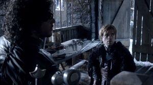 103 Tyrion Lennister und Jon Schnee
