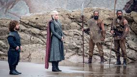 705 Tyrion Daenerys Dothraki