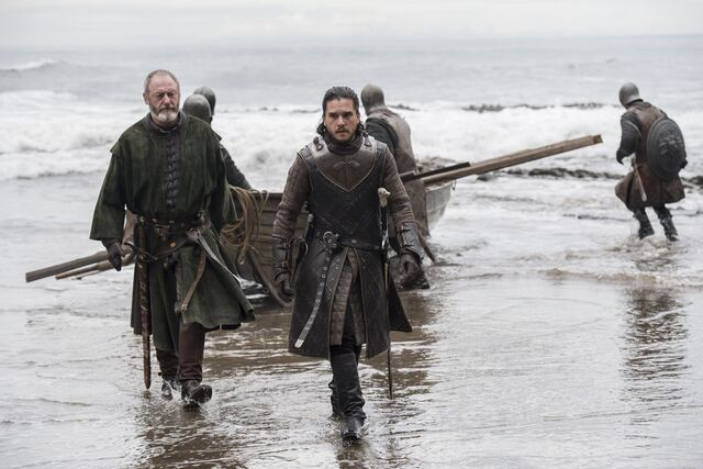 File:Jon and Davos on Dragonstone.jpg