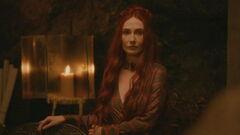 Melisandre Night Lands dress 2