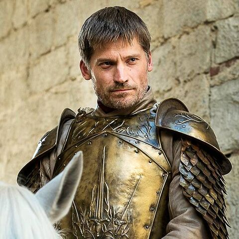 Lord Kommandant der Königsgarde Jaime Lennister