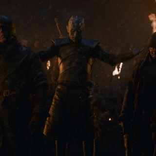 Der Nachtkönig belebt die Toten wieder