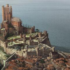 Der Rote Bergfried <br /> von <i>Karakter</i>