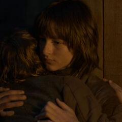 Rozdzieleni Bran i Rickon.