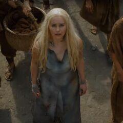 Dany z Dothrakami.