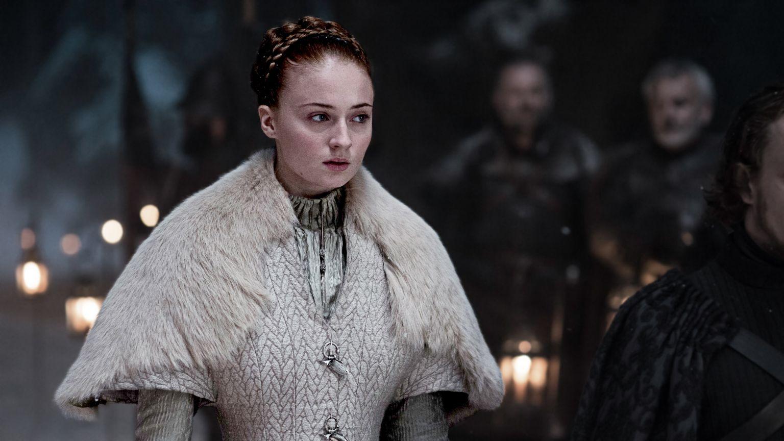 506 Sansas Wedding Dress