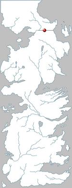 Deep Lake Pin